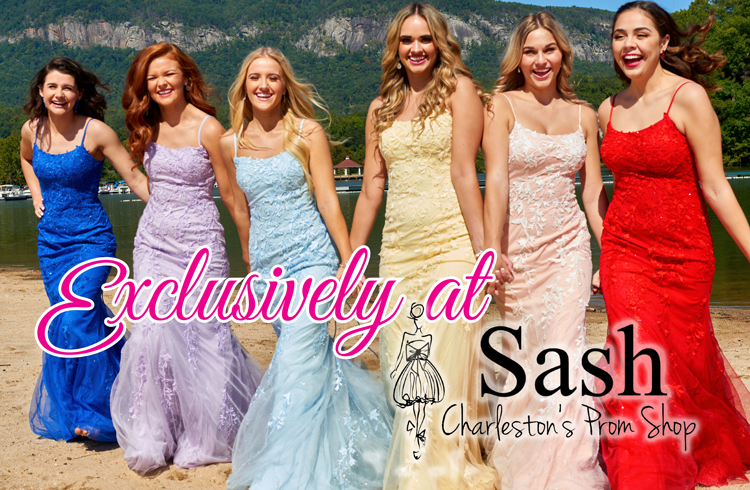 Exclusive Prom Dresses in Charleston SC